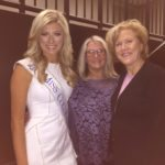 Kelley Johnson, RN (Miss Colorado), Lucy Andrews RN, MS, Pat Drea RN, CEO of Visiting Angels