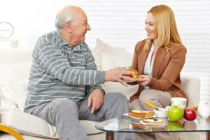 Home Care in Petaluma CA: Alzheimer's and Loss of Appetite
