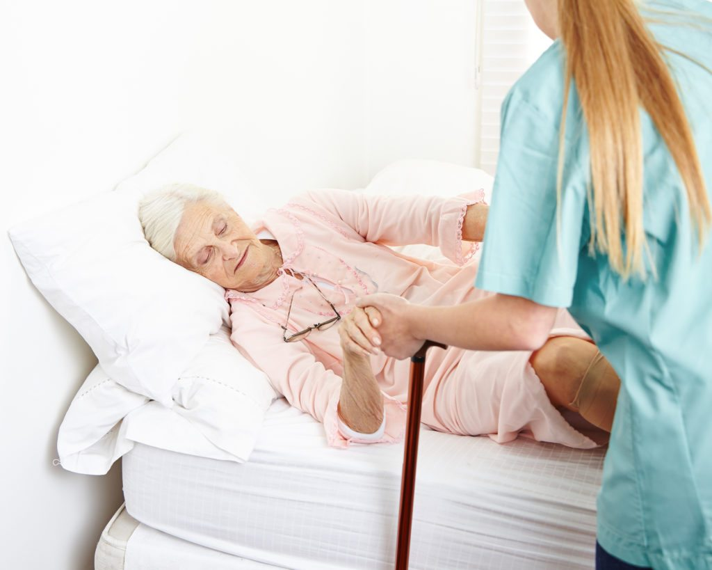 Elder Care in Windsor CA: Elder Care After a Hip Replacement