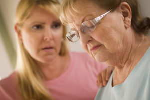 Senior Care in Rohnert Park CA: Dealing with Bad Behavior