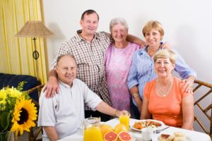 Caregiver in Windsor CA: Celebrating Seniors