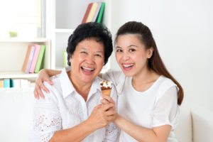 Caregiver in Cotati CA: Connecting with Someone with Dementia