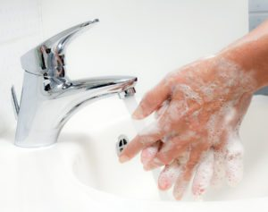Senior Care in Healdsburg CA: When Should Your Parent Wash Their Hands?