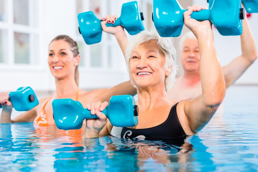 Elder Care in Sonoma CA: Swim Safety