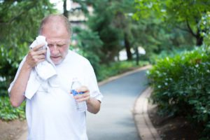 Elderly Care in Novato CA: Dangers of Heat Related Illness in Seniors