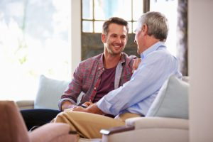 Elder Care in Oakmont CA: Dealing with Family Conflict