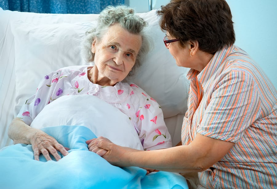 Senior Care in Santa Rosa CA: Caring for a Senior with Pressure Ulcers