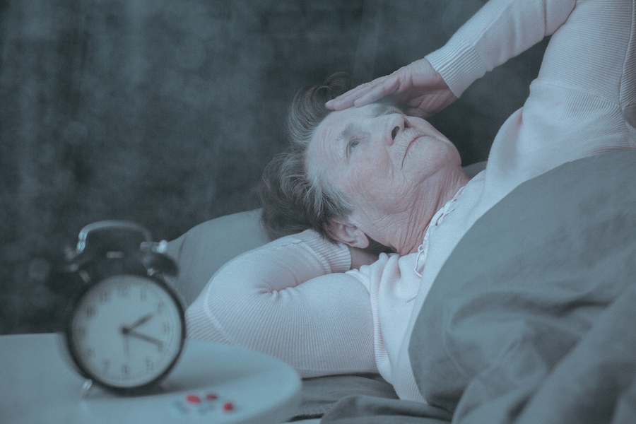 Elderly Care in Sonoma CA: Lack of Sleep and Dehydration