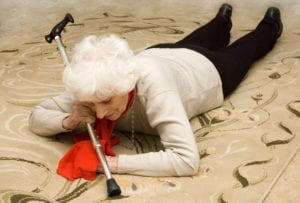 Home Care Services Petaluma CA - How Can Your Senior's Health Indicate Her Risk of Falling?