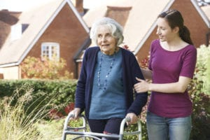 Elderly Care Oakmont CA - Four Types of Physical Challenges that Can Get Gradually Worse