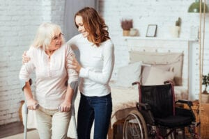 Senior Care Sebastopol CA - What Can You Do to Help a Senior with Limited Mobility?