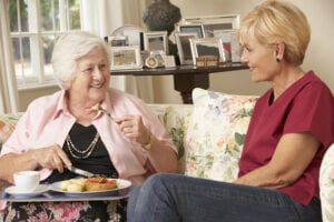 Elderly Care Sebastopol CA - Five Things Companionship Services Cover and Two They Don't