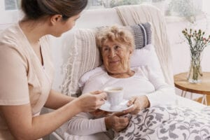 Stay In Home Care in Santa Rosa California by At Your Service