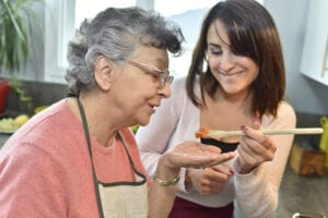 Senior Care Cotati CA - Does Your Senior Need to Eat More Regularly?