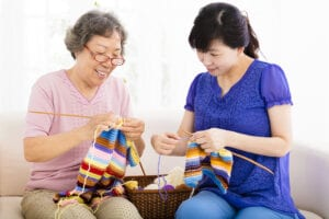 Senior Care Santa Rosa CA - Four Tips for Keeping Your Senior's Brain Going When Her Body Has to Slow Down