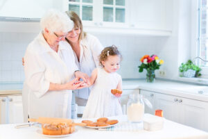 Elderly Healdsburg CA - Cooking for a Cause