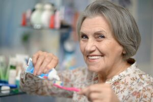 Elderly Care Oakmont CA - Why Saving Your Senior's Natural Teeth Is Important